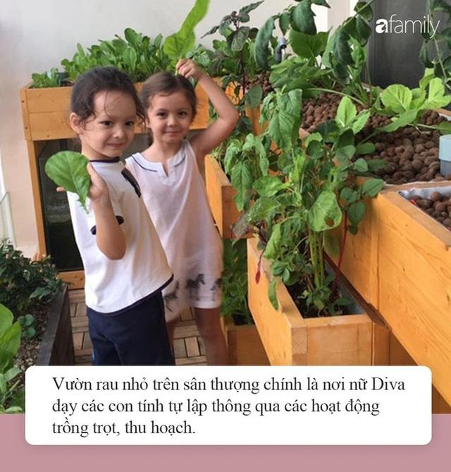 """Nhà giàu nhưng 2 con của Hồng Nhung không biết iPad là gì còn nhầm tưởng rất ngộ nghĩnh, nguyên nhân từ cách dạy """"không giống ai"""" của nữ Diva - Ảnh 7."""