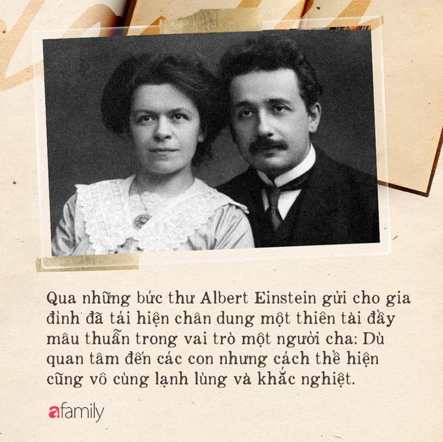 Cách giáo dục khắc nghiệt và lạnh lùng của Albert Einstein khiến con trai tới cuối đời vẫn oán hận: Có người cha thiên tài chẳng ích gì! - Ảnh 2.