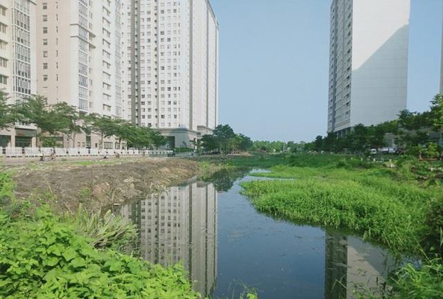TPHCM điểm mặt trên 100 dự án có dấu hiệu lấn sông Sài Gòn - Ảnh 2.