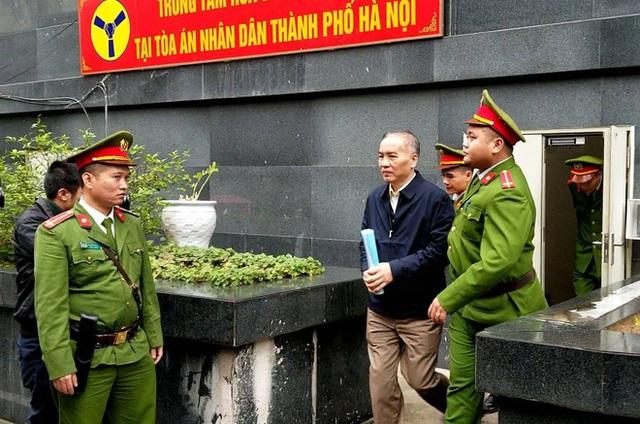 Cựu Chủ tịch AVG Phạm Nhật Vũ xin vắng mặt trong ngày nói lời sau cùng và tuyên án vì lý do sức khoẻ - Ảnh 3.