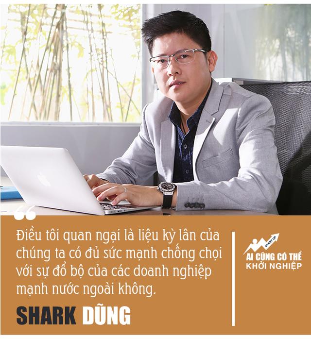 """Shark Dũng: Việt Nam sẽ có thêm startup """"kỳ lân"""" trong 1-2 năm tới! - Ảnh 9."""