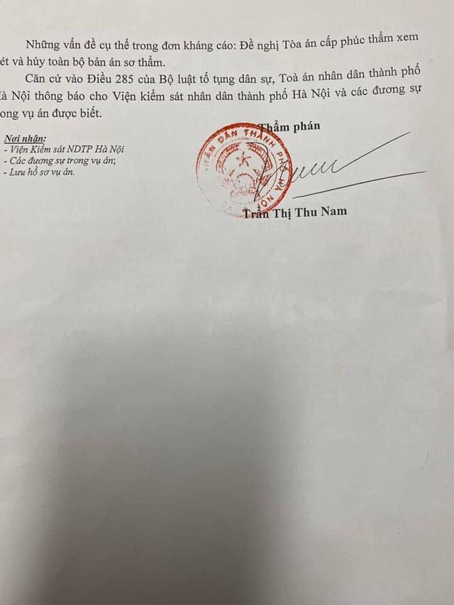 Băng rôn treo kín dự án Cocobay, khách hàng gửi đơn kiện lên Tòa án nhân dân Hà Nội: Thành Đô tuyên bố đơn phương hủy hợp đồng nếu hạn chót 30/12 khách hàng không chịu kí phương án - Ảnh 2.