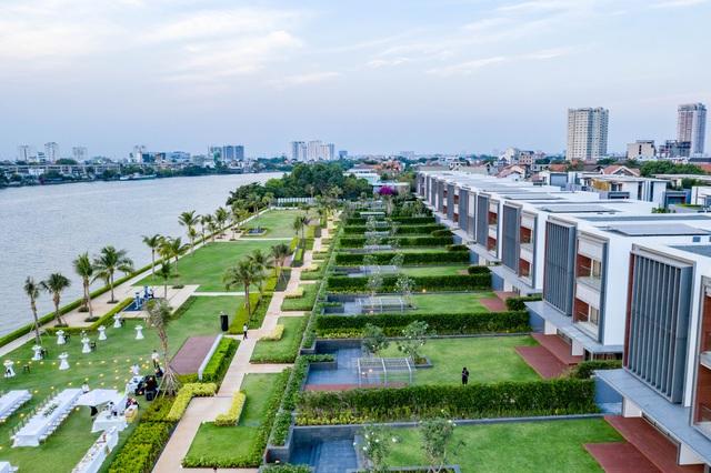 2 khu biệt thự 100 tỉ đồng mỗi căn của giới siêu giàu khu Đông Sài Gòn - Ảnh 10.