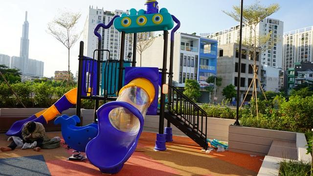 2 khu biệt thự 100 tỉ đồng mỗi căn của giới siêu giàu khu Đông Sài Gòn - Ảnh 5.