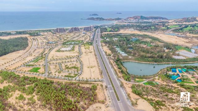 Đầu tư mạng lưới giao thông, điều chỉnh khu kinh tế theo hướng đô thị nghỉ dưỡng đang tác động mạnh đến bất động sản Bình Định - Ảnh 3.