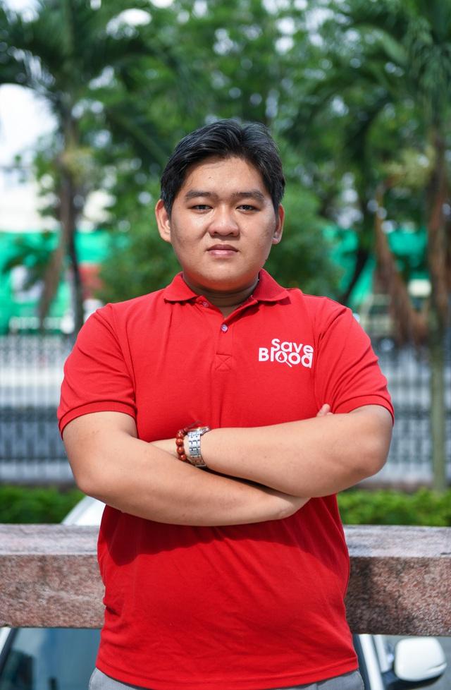Day dứt chuyện hiến máu tình nguyện, chàng trai Huế khởi nghiệp với ngân hàng máu 4.0 - Ảnh 5.