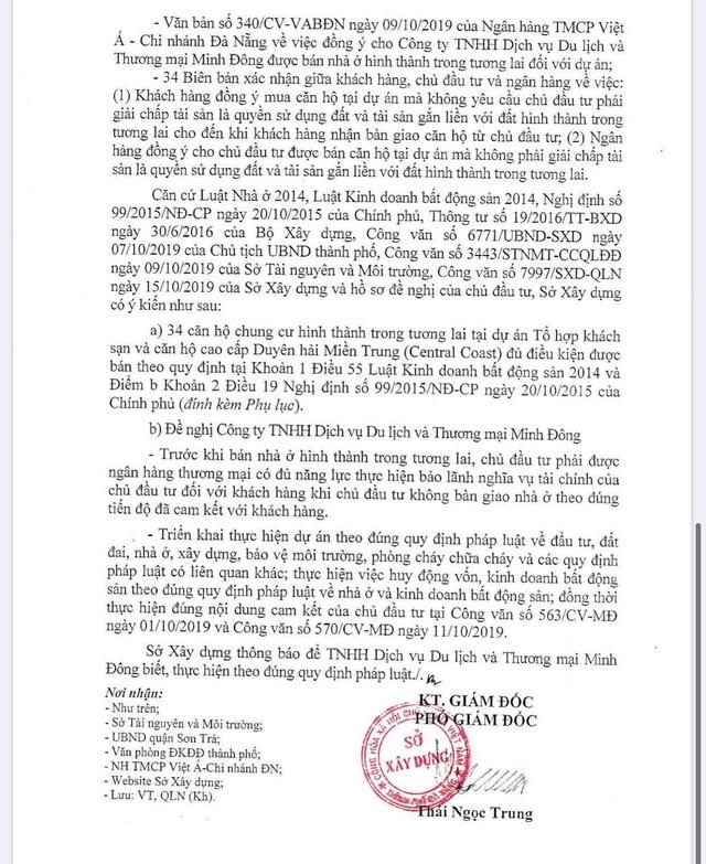 Đà Nẵng cho phép chủ đầu tư dự án Cocobay bán nhà đợt 2 - Ảnh 4.