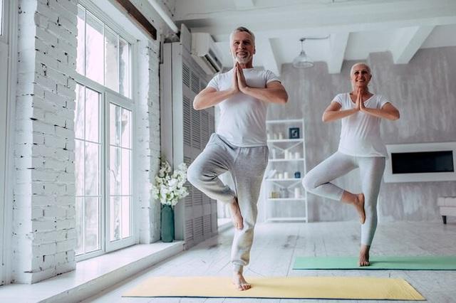 Lợi ích tuyệt vời cho sức khỏe khi bạn tập yoga - Ảnh 5.