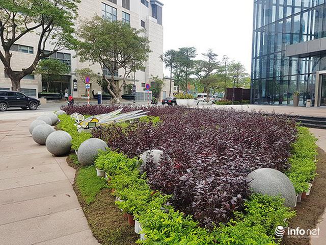 Nên di dời 43 quả cầu đá quây trước Trung tâm Hành chính TP Đà Nẵng? - Ảnh 5.