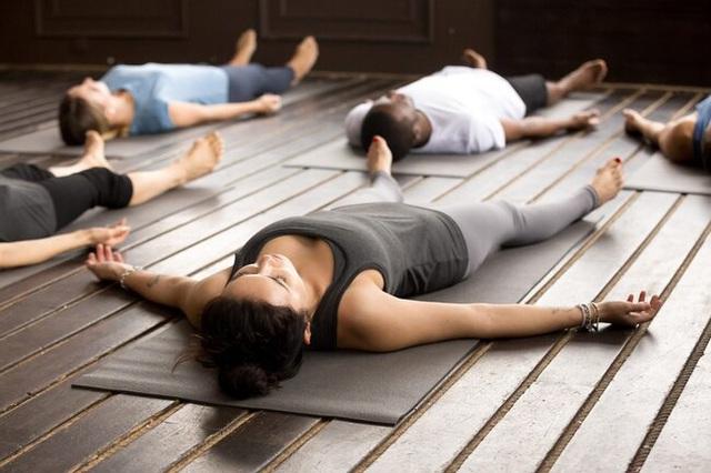 Lợi ích tuyệt vời cho sức khỏe khi bạn tập yoga - Ảnh 7.