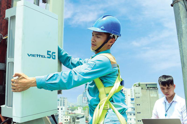 Viettel, Vingroup tuyên bố sản xuất được thiết bị 5G, Việt Nam sẽ sớm tắt sóng 2G - Ảnh 1.