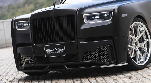 Những chiếc siêu xe Rolls-Royce Phantom độc đáo nhất thế giới - Ảnh 11.