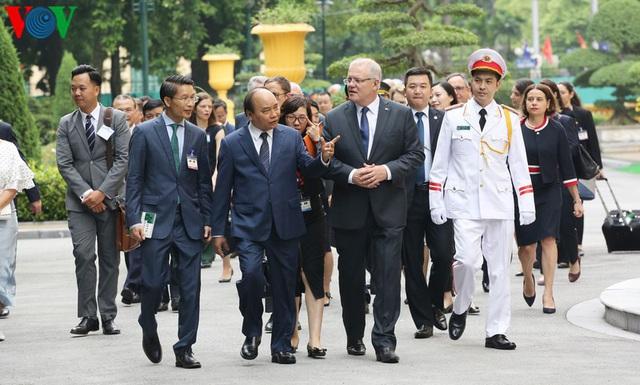Những chuyến thăm Việt Nam của lãnh đạo các nước trong năm 2019 - Ảnh 13.
