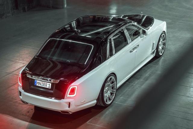 Những chiếc siêu xe Rolls-Royce Phantom độc đáo nhất thế giới - Ảnh 14.