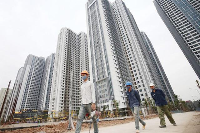 Siết chặt thị trường tín dụng bất động sản - Ảnh 4.