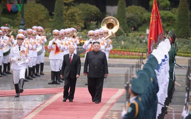 Những chuyến thăm Việt Nam của lãnh đạo các nước trong năm 2019 - Ảnh 4.