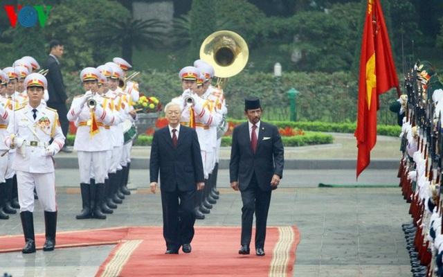Những chuyến thăm Việt Nam của lãnh đạo các nước trong năm 2019 - Ảnh 6.