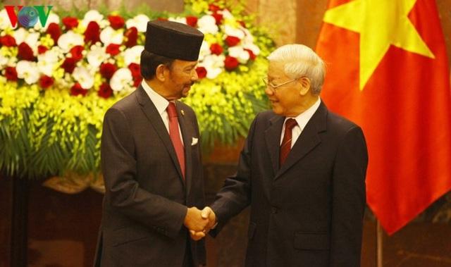 Những chuyến thăm Việt Nam của lãnh đạo các nước trong năm 2019 - Ảnh 7.