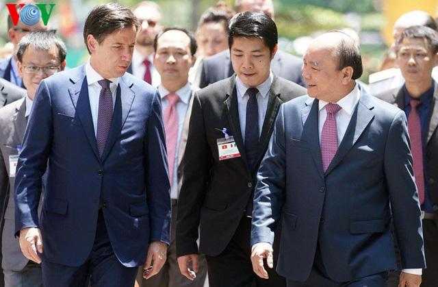 Những chuyến thăm Việt Nam của lãnh đạo các nước trong năm 2019 - Ảnh 10.