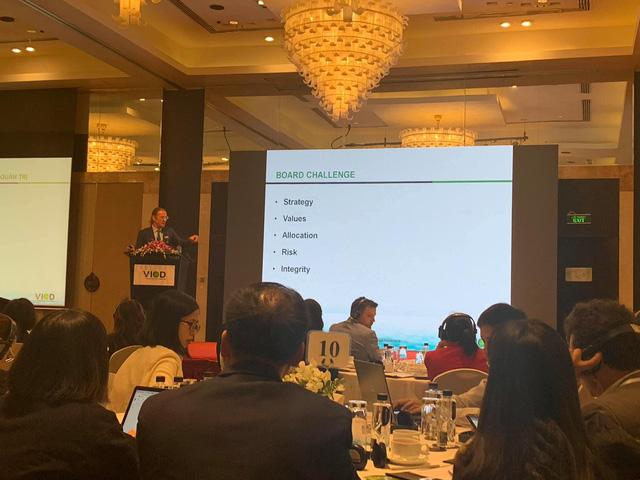 Chủ tịch Dragon Capital: Thế giới đối mặt với bài toán khó, Việt Nam vẫn là một 'ốc đảo' với bức tranh kinh tế tương đối khoẻ - Ảnh 1.