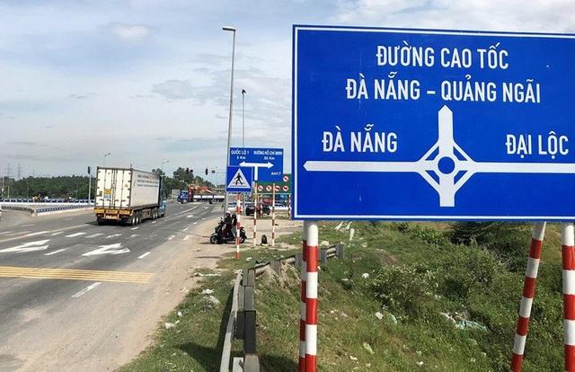 Bộ Công an nói về việc bắt giữ người vi phạm ở dự án cao tốc Đà Nẵng-Quảng Ngãi - Ảnh 1.