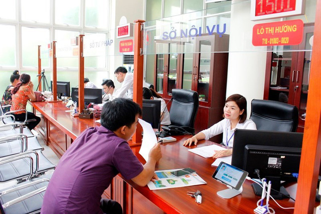 Bộ Nội vụ đồng ý cho các tỉnh thí điểm hợp nhất 8 sở ngành thành 4 - Ảnh 1.