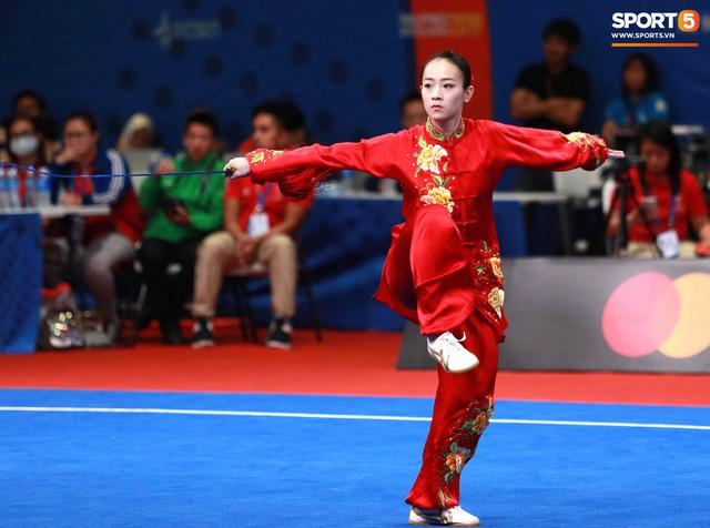 Tâm sự của mỹ nữ đánh võ Việt Nam tại SEA Games: 15 năm chưa yêu ai, từ chối mọi lời tán tỉnh vì sợ mình bận quá họ không hiểu cho - Ảnh 3.