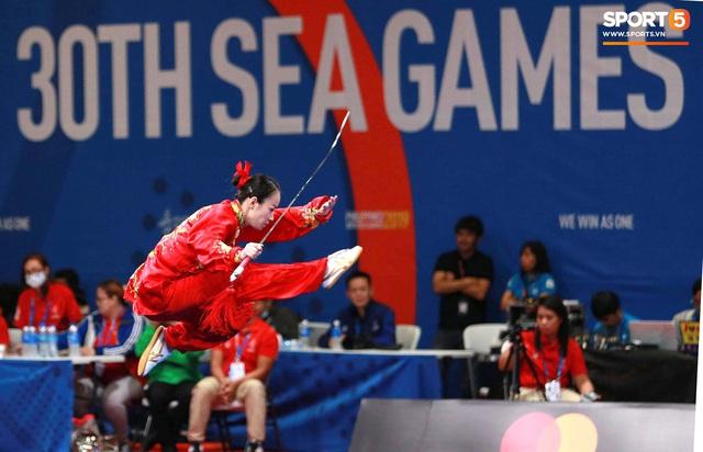 Tâm sự của mỹ nữ đánh võ Việt Nam tại SEA Games: 15 năm chưa yêu ai, từ chối mọi lời tán tỉnh vì sợ mình bận quá họ không hiểu cho - Ảnh 1.
