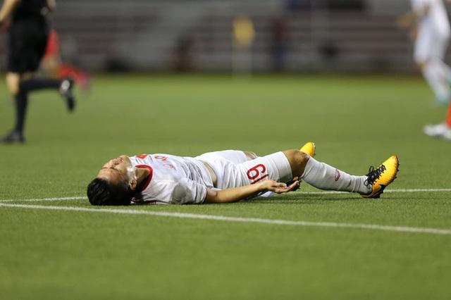 Đá trận tệ nhất dưới thời thầy Park, U22 Việt Nam tìm được chiến thắng may mắn phút cuối - Ảnh 1.