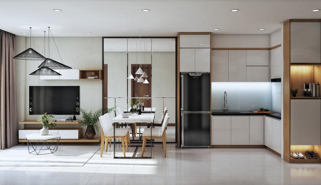 Cận cảnh 2 dự án căn hộ có giá dưới 2 tỷ đồng ở Bình Dương - Ảnh 9.