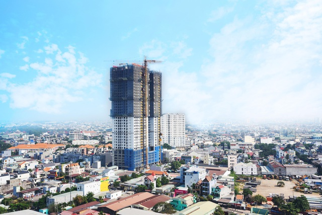 Cận cảnh 2 dự án căn hộ có giá dưới 2 tỷ đồng ở Bình Dương - Ảnh 1.