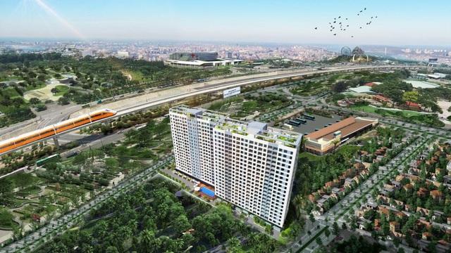 Cận cảnh 2 dự án căn hộ có giá dưới 2 tỷ đồng ở Bình Dương - Ảnh 10.