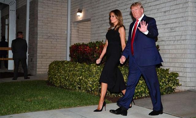 Sự biến mất bí ẩn của quý tử nhà Trump khiến người hâm mộ bức xúc, tức giận vì điều này - Ảnh 1.