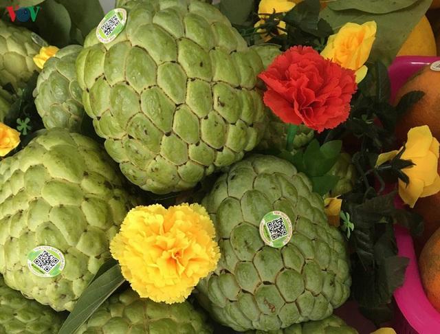 Nông dân Sơn La thu cả tỷ đồng/ha mỗi năm nhờ trồng Na Hoàng hậu - Ảnh 2.