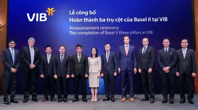 Lãnh đạo VIB: Basel II và Basel III là con đường tất yếu làm cho ngân hàng an toàn hơn và chất lượng hơn - Ảnh 1.