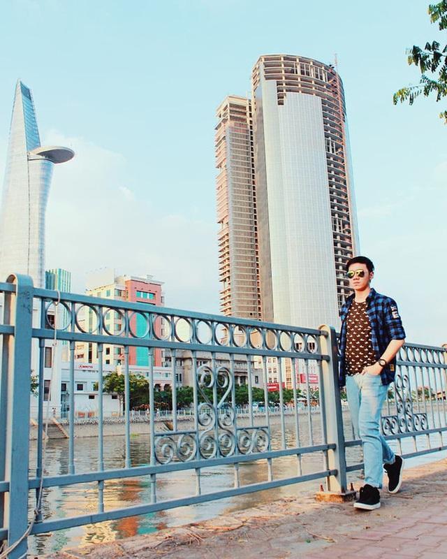 Ghim ngay 6 địa điểm ngắm pháo hoa đẹp nhất Sài Gòn dịp Tết Dương lịch 2020, lập hội đi countdown đón năm mới liền thôi! - Ảnh 13.