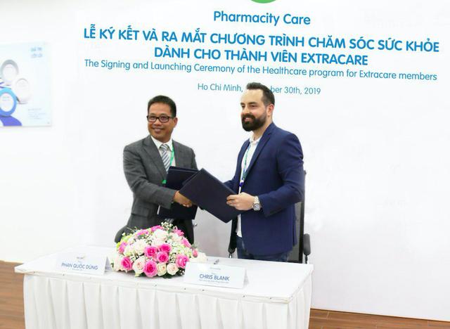 Pharmacity bắt tay với Bảo Long cung cấp gói bảo hiểm từng cá nhân, kỳ vọng đạt 200 tỷ doanh thu sau 1 năm triển khai - Ảnh 1.