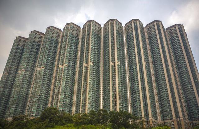 Bên trong những tòa nhà chọc trời ở Hongkong - Ảnh 1.