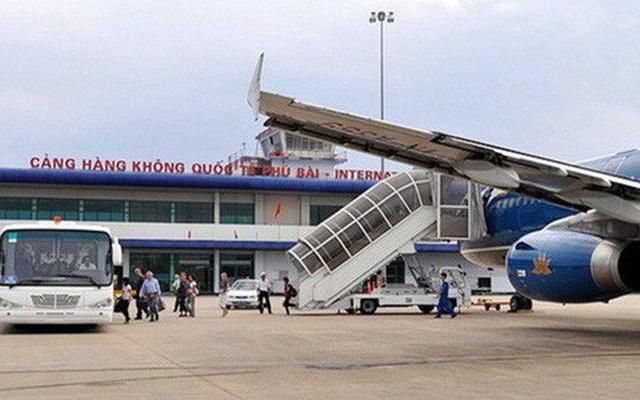 Hơn 2.200 tỷ đầu tư nhà ga hành khách hiện đại tại sân bay Phú Bài  - Ảnh 1.
