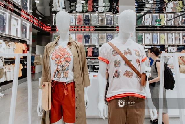 HOT HIT: Những hình ảnh rõ nét xịn sò đầu tiên bên trong store UNIQLO Việt Nam trước ngày khai trương - Ảnh 7.