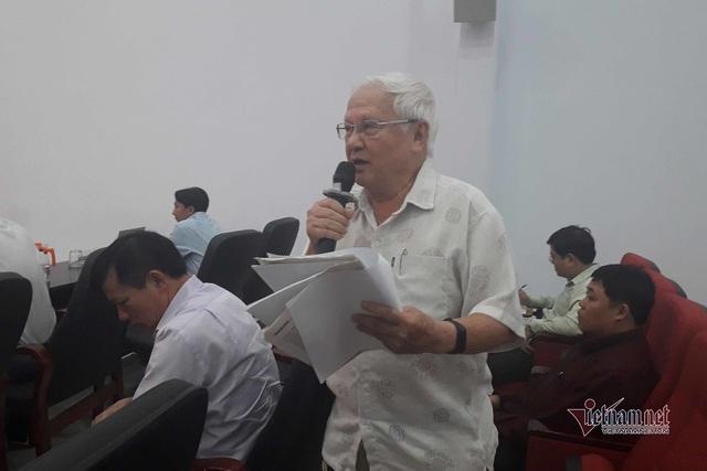 Chủ tịch TP.HCM nói về ông Tất Thành Cang - Ảnh 1.