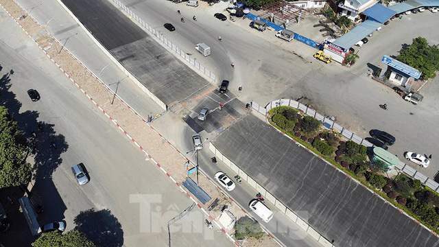 Bay trên đường đua F1 đang thành hình ở Hà Nội - Ảnh 12.