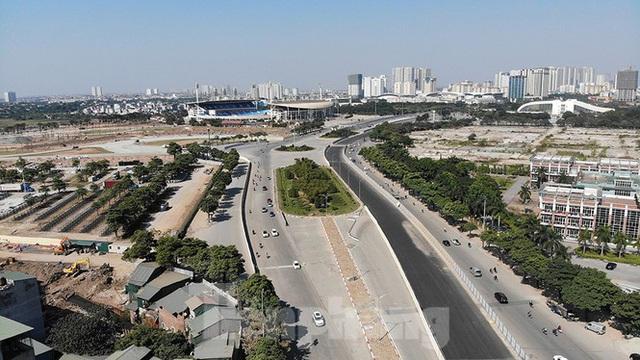 Bay trên đường đua F1 đang thành hình ở Hà Nội - Ảnh 13.