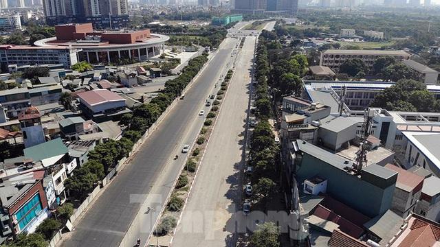 Bay trên đường đua F1 đang thành hình ở Hà Nội - Ảnh 5.