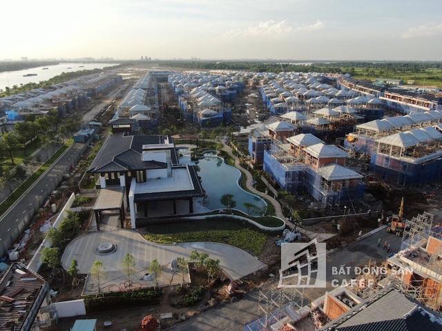 Bên trong khu dinh thự triệu đô ven sông của giới nhà giàu ở ngay cạnh Sài Gòn - Ảnh 13.