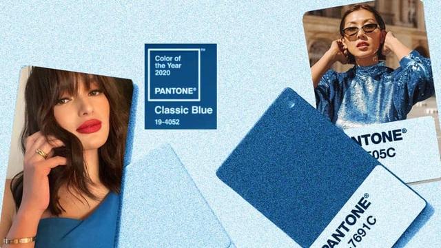 Pantone công bố màu của 2020 – Classic Blue - Ảnh 1.