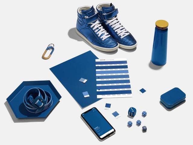 Pantone công bố màu của 2020 – Classic Blue - Ảnh 3.