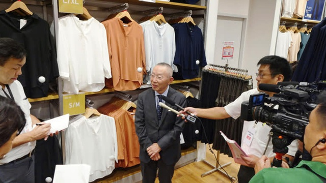 Tại sao Chủ tịch Uniqlo Tadashi Yanai gọi Việt Nam là miền đất hứa, mong muốn sớm mở cửa hàng thứ hai ở Hà Nội? - Ảnh 1.