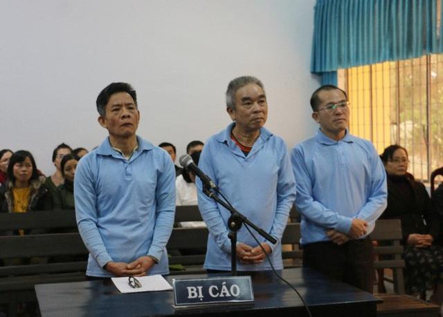 Nguyên giám đốc ngân hàng bị tuyên án tử hình, tiếp tục lãnh thêm 7 năm tù - Ảnh 1.