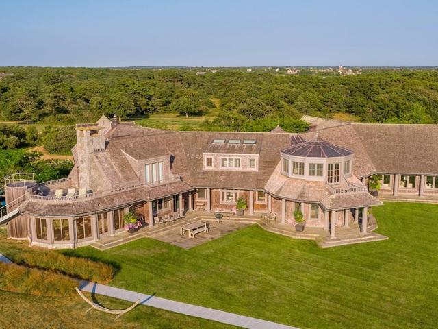 Chiêm ngưỡng dinh thự 12 triệu USD mới mua của cựu tổng thống Mỹ Barrack Obama - Ảnh 2.